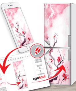 Αυτοκόλλητο ψυγείου-egoetego
