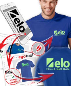 t-shirt - regent-front-back-241-vinyl print - σχεδίασε το δικό σου t-shirt όπως το φαντάζεσαι με το εργαλείο σχεδιασμού της egoetego