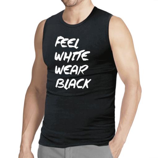 feelwhite-topBLACK-men1-front-