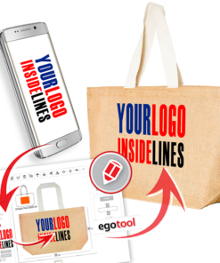 a49077ca3c Τσάντες • Σχεδιάστε online με δικό σας λογότυπο