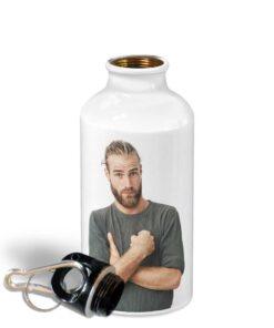 μπουκάλι με φωτογραφία