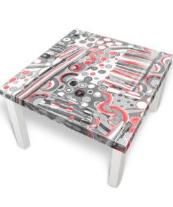 Αυτοκόλλητο τραπεζιού - διακόσμηση ανακαίνιση σπίτι τραπέζι κουζίνα δωμάτιο γραφείο επένδυση επίπλων ταπετσαρία αδιάβροχη πλαστικοποιημένη